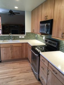 Earth Toned Kitchen