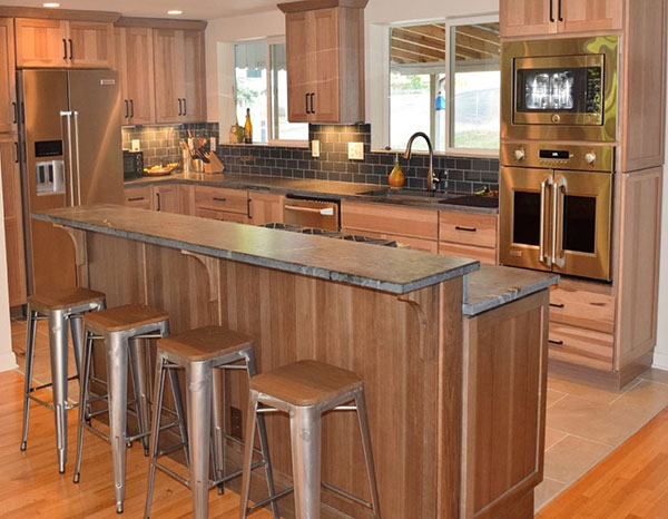 Graduate Your Style With A Kitchen Redesign