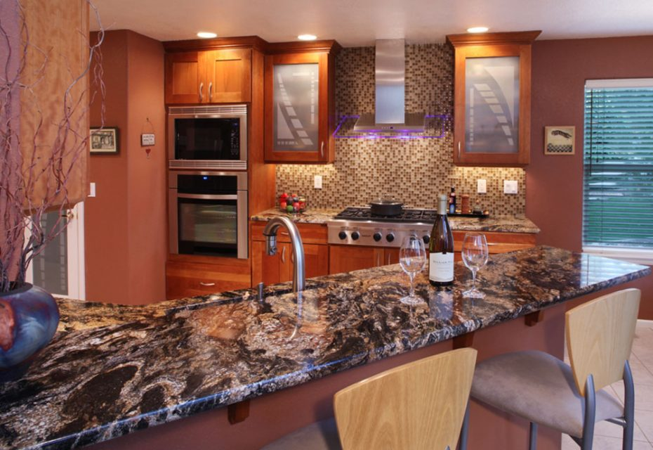 Delightful Stone Counter Tops